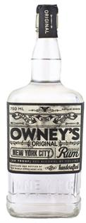 Owney's Rum Original 750ml